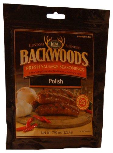 - LEM Backwoods Polish Fresh Sausage Seasoning