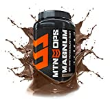 MTN OPS Magnum 100% Whey Isolate Protein Powder - 32 Servings, Chocolate