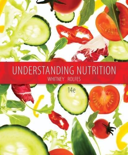 Understanding Nutrition cover