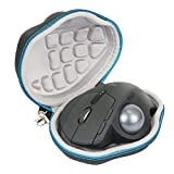 Baval Hard Case for Logitech MX ERGO Advanced Wireless Trackball Mouse