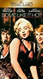 Some Like It Hot [VHS]