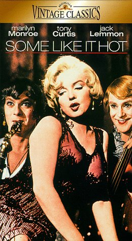 Some Like It Hot [VHS] - Monroe Outlets Premium
