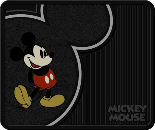 Plasticolor Vintage Mickey Mouse Style Molded Utility Mat 14 000944R01