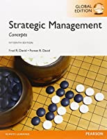 Strategic Management: Concepts, Global Edition, 15th Edition Front Cover