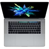 Apple MacBook Pro 15 Z0UC0002Z Touch Bar: 3.1GHz Quad-core Intel Core i7, 16GB RAM, 2TB - Space Gray (Mid 2017)