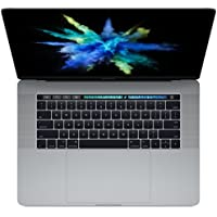Apple MacBook Pro 15 Z0UC0000F with Touch Bar: 3.1GHz quad-core Intel Core i7, 16GB, 500GB - Space Gray (Mid 2017)