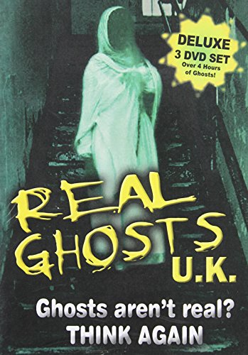 Real Ghosts UK: Ghosts Aren't Real - Think Again! (3 Disc Set) -  DVD, Reality Entertainment, Reality Entertainment