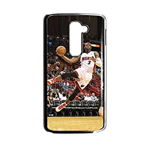 Generic Custom Design With Lebron Raymone James Abstract Phone Cases For Optimus G2 Lg Choose Design 4