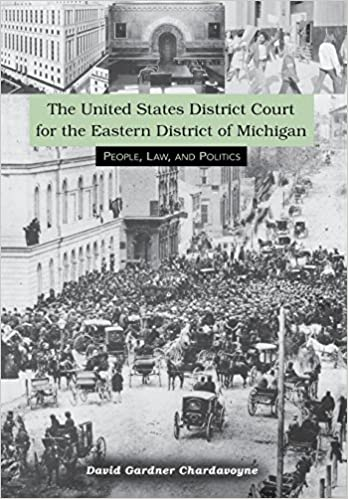 The United States District Court For The Eastern District Of