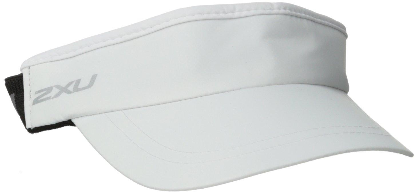 2XU Unisex Performance Visor Capri Blue//Black One Size 2XU Pty Ltd UQ2399f