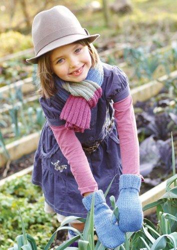 Sirdar Knitting Pattern Book 356 Farmyard Girls /& Tractor Boys