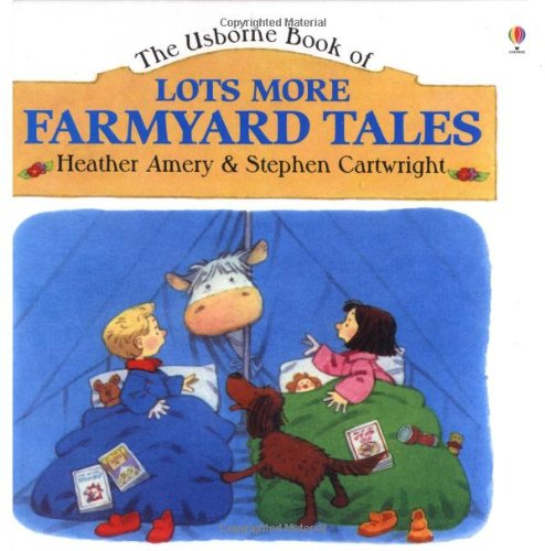 Apple Tree Farm - The Usborne Book of Lots More Farmyard Tales