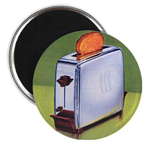 CafePress - 1-A-6 Single-Slice Toaster - 2.25
