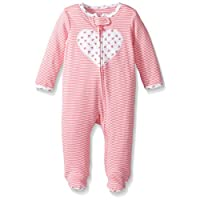 Carter's Baby Girls Interlock 115g216, Pink, 9M