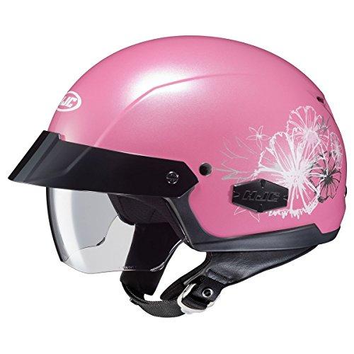 HJC Blush Womens IS-Cruiser Motorcycle Helmet - MC-8 / (Ladies Hjc Motorcycle)