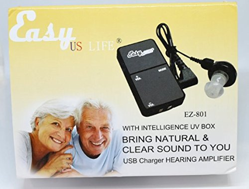 Find Discount New hearing amplifier ,hearing clearly technology to make voices crystal clear, even a...