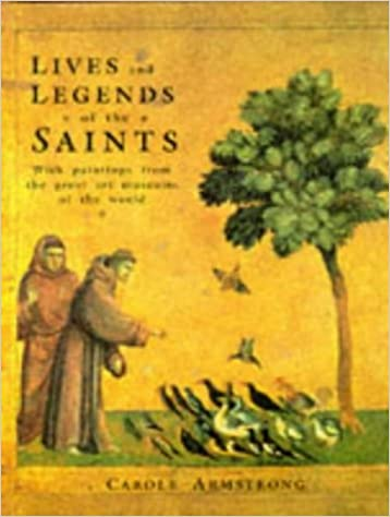 Book Lives and Legends of the Saints