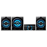 Sony,MHC-M80D//C BR1,Mini Systems,Sim versão 4.2 - Protocolos Compativeis A2DP / AVRCP / SPP - Formatos Compatíveis LDAC / AAC / SBC