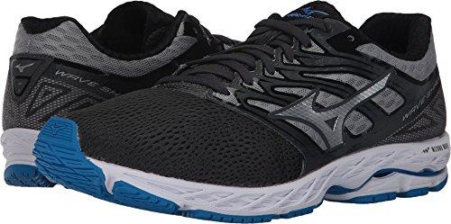 Shadow Iron (Mizuno Running Men's Mizuno Wave Shadow Running-Shoes,Iron Gate/Silver/Blue Jewel,10.5 D US)