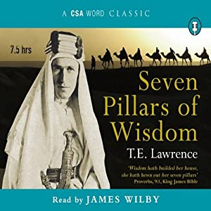 Seven Pillars of Wisdom Audiobook