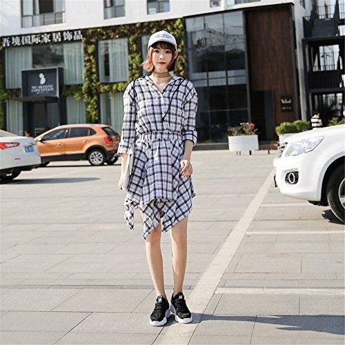 Verano Deporte Fall Transpirables Malla Ocasionales de Zapatos Un Viejos Zapatillas New de de Nuevos Mujer Zapatos Zapatos de OpOHvxq