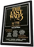 The Last Waltz - 27 x 40 Framed Movie Poster