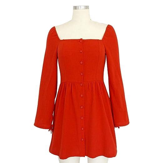 Vestidos para gorditas rojos