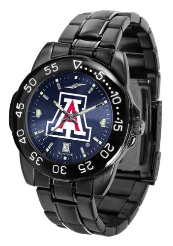 - SunTime Arizona Wildcats Watch Fantom AnoChrome Men's Watch