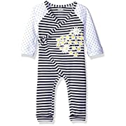 e5027ecc793 Mud Pie Baby Girls  One Piece Playwear Outfit
