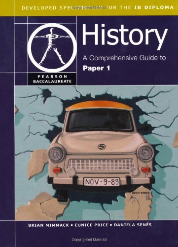 History: A Comprehensive Guide to Paper 1