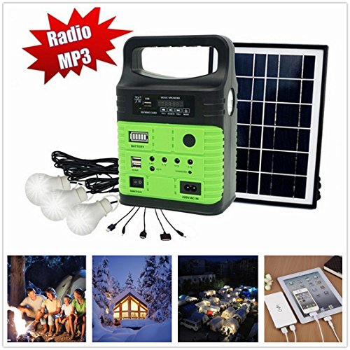 Solar Energy Battery Charger - 3