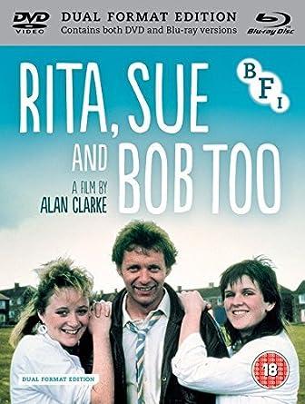 Rita, Sue and Bob Too (DVD + Blu-ray): Amazon co uk: Siobhan