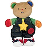 Melissa & Doug K's Kids - Teddy Wear Stuffed Bear Educational Toy