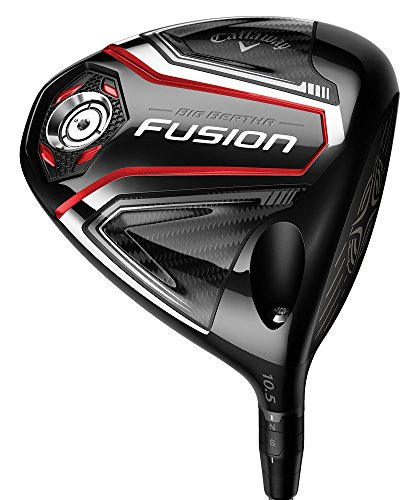 Callaway Golf Big Bertha Fusion Driver 9.0 50G (Right Hand, Stiff Flex, Recoil 450, Adjustable Loft)