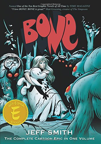 Bone: The Complete Cartoon Epic in One