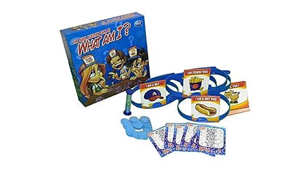 JuguetesFantasia.com Juego ADIVINA Que Soy YO: Amazon.es: Juguetes y juegos
