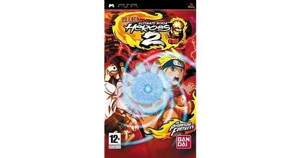 Amazon.com: PSP - Naruto Ultimate Ninja Heroes 2 - [PAL EU ...