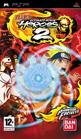 Amazon.com: PSP - Naruto Ultimate Ninja Heroes 2 - [PAL EU ...