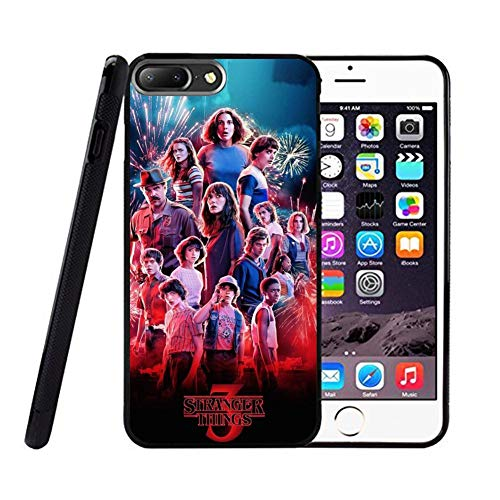 TOKTTO Stranger Things Custom Mobile Phone Case iPhone 6 Plus Protective Cover Personalized Custom Picture Cover