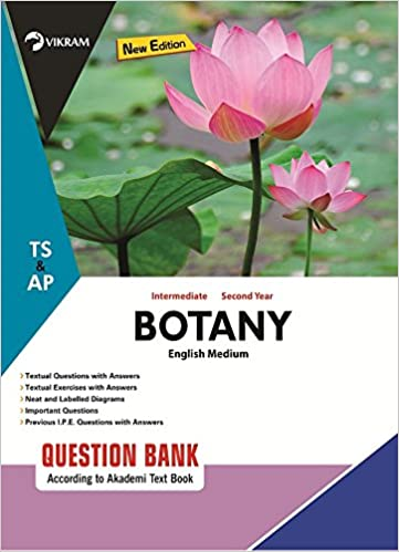 Amazon in: Buy Inter II- BOTANY (E M) (Question Bank) (AP