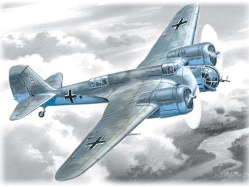 ICM Models Avia B-71 WWII German Bomber Building Kit
