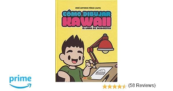 Como Dibujar Kawaii El Libro De 365 Bocetos Amazones Jose