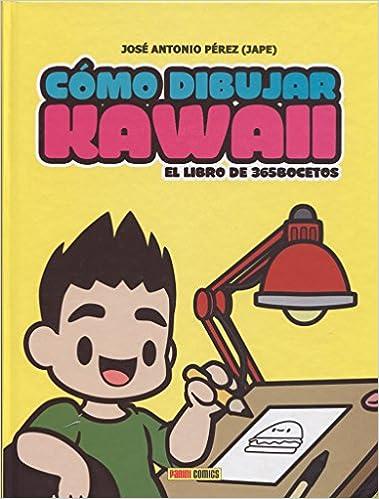 Como Dibujar Kawaii El Libro De 365 Bocetos Amazon Es Jose