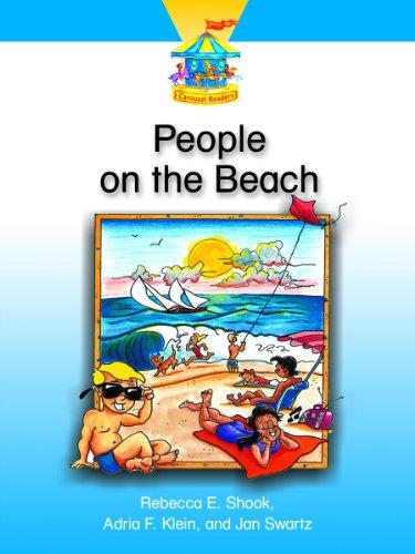 Dominie Readers Carousel - PEOPLE ON THE BEACH (Dominie Carousel Readers)