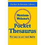 MERRIAM - WEBSTER INC. MERRIAM WEBSTERS POCKET THESAURUS (Set of 12)
