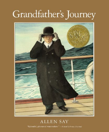 Grandfathers Journey Allen Say ebook