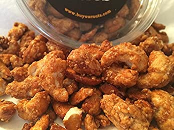 D's Nuts Butter Toasted Cashews (6.5oz) - Fight Cancer With Us!