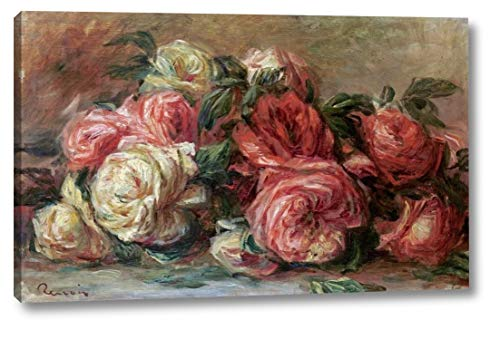 Discarded Roses by Pierre-Auguste Renoir - 20