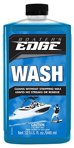Boater's EDGE Wash - Biodegradable Boat Soap Concentrate 32 oz. BE1132