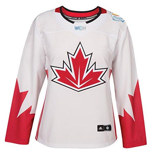 Custom Men's Any Name & NO. Canada 2016 World Cup of Hockey Jersey XXL White